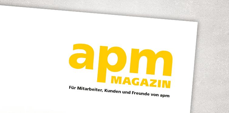 apm Magazin